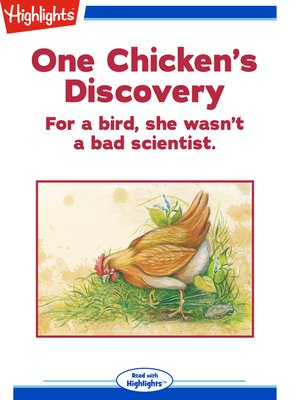 cover image of One Chicken's Discovery