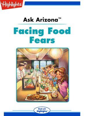 cover image of Ask Arizona: Facing Food Fears