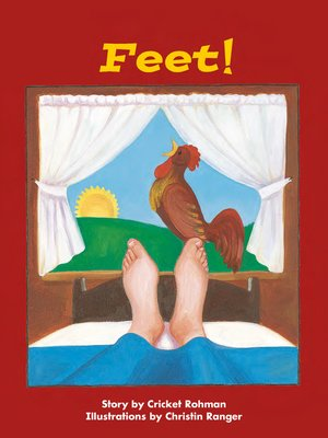 cover image of Feet!