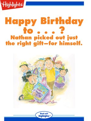cover image of Happy Birthday to...?