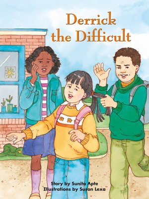 cover image of Derrick the Difficult