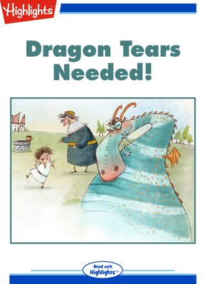 cover image of Dragon Tears Needed!