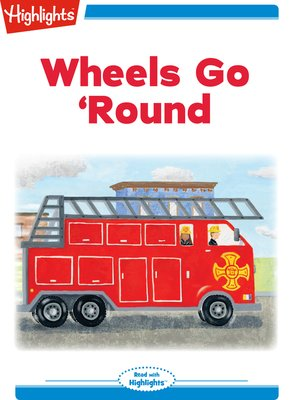 cover image of Wheels Go Round