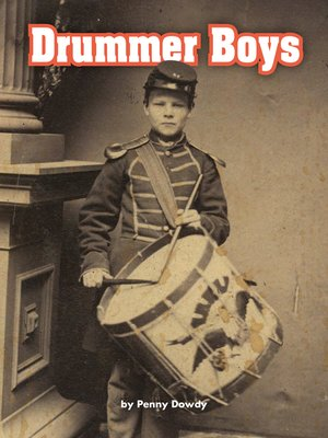 cover image of Drummer Boys