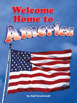 cover image of Welcome Home to America