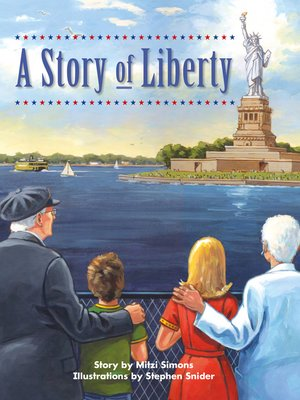 cover image of A Story of Liberty