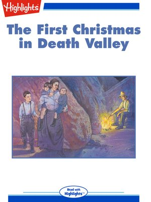 cover image of The First Christmas in Death Valley