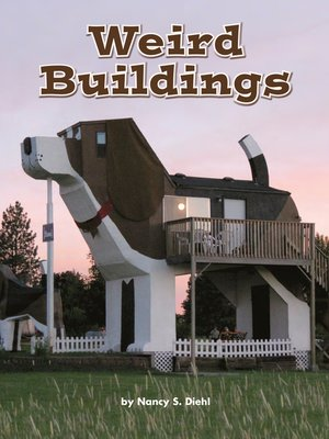 cover image of Weird Buildings