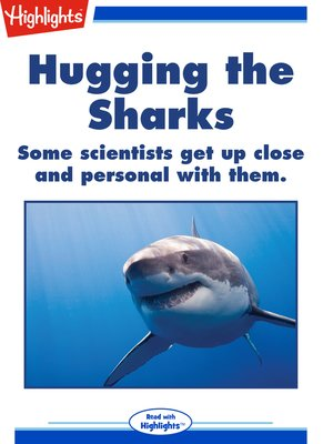 cover image of Hugging the Sharks