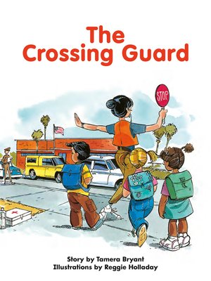 cover image of The Crossing Guard