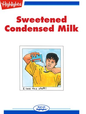 cover image of Sweetened Condensed Milk