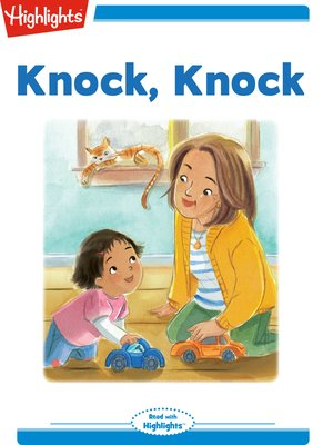 cover image of Knock, Knock