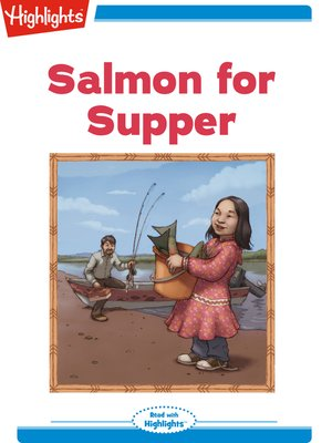 cover image of Salmon for Supper