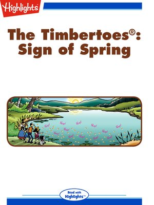 cover image of The Timbertoes: Sign of Spring