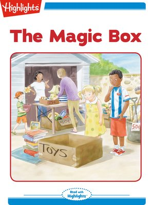 cover image of The Magic Box
