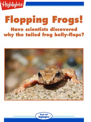 cover image of Flopping Frogs