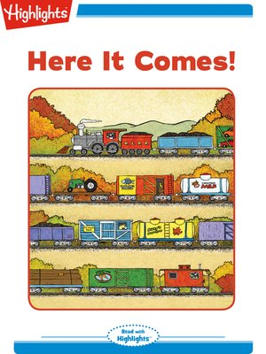 cover image of Here It Comes!