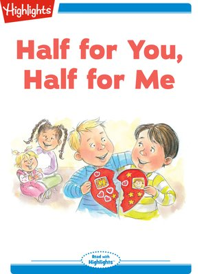 cover image of Half for You, Half for Me