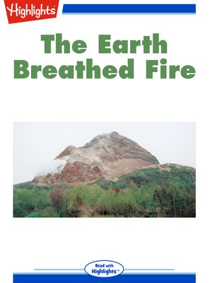 cover image of The Earth Breathed Fire
