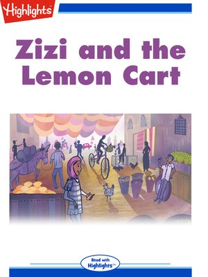 cover image of Zizi and the Lemon Cart