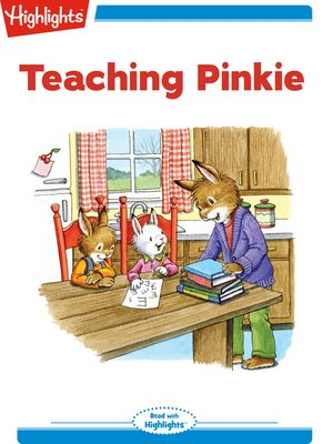 cover image of Teaching Pinkie