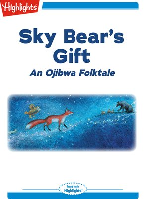 cover image of Sky Bear's Gift and Other Stories