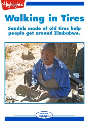 cover image of Walking in Tires