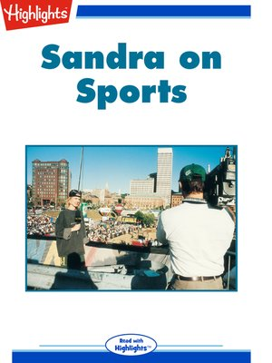 cover image of Sandra on Sports