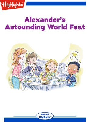 cover image of Alexander's Astounding World Feat
