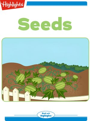 cover image of Seeds: A High Five Mini Book