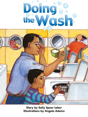 cover image of Doing the Wash