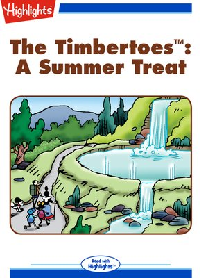 cover image of A Summer Treat