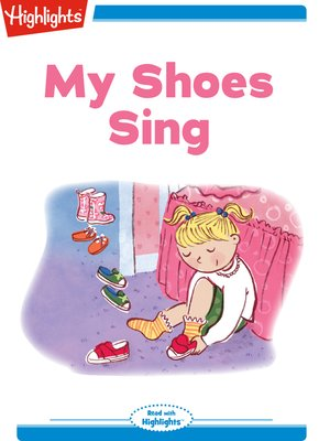 cover image of My Shoes Sing