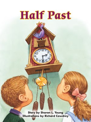 cover image of Half Past