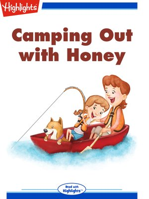cover image of Camping Out with Honey