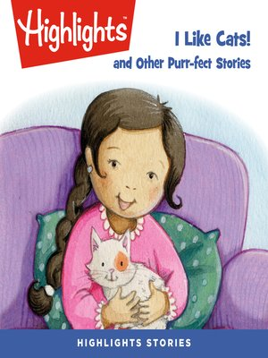cover image of I Like Cats! and Other Purr-fect Stories