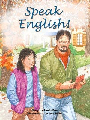 cover image of Speak English!