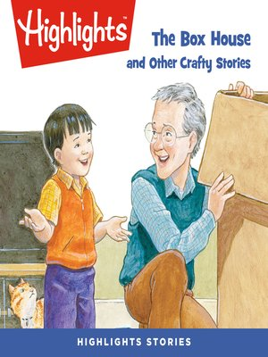cover image of The Box House and Other Crafty Stories