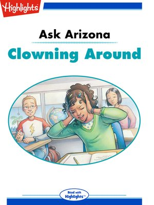 cover image of Ask Arizona: Clowning Around