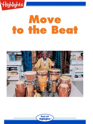cover image of Move to the Beat