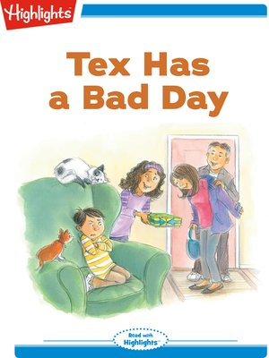 cover image of Tex Has a Bad Day