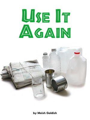 cover image of Use It Again