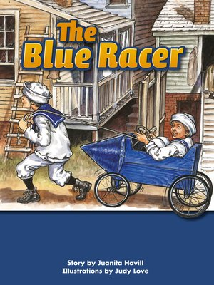 cover image of The Blue Racer