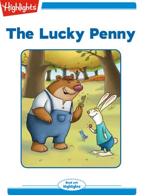 cover image of The Lucky Penny