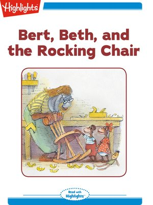 cover image of Bert Beth and the Rocking Chair