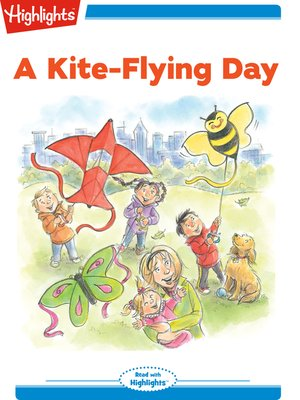 cover image of A Kite-Flying Day