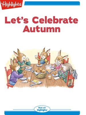 cover image of Let's Celebrate Autumn