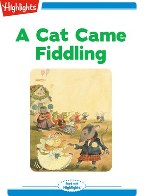 cover image of A Cat Came Fiddling