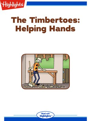 cover image of The Timbertoes: Helping Hands