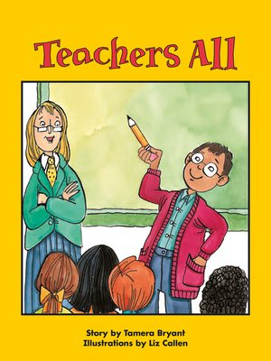 cover image of Teachers All